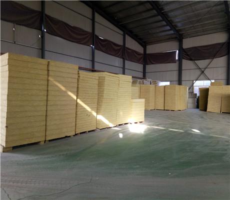 外墙保温材料岩棉保温板